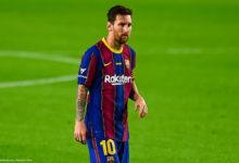 Photo of FC Barcelone : Laporta veut utiliser Messi pour recruter un buteur de Premier League !