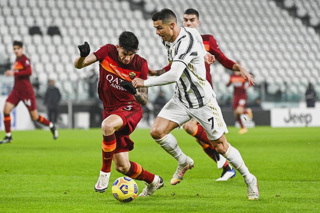 Serie A - 21ème j. | Les notes de Juventus - Roma (2-0) 1