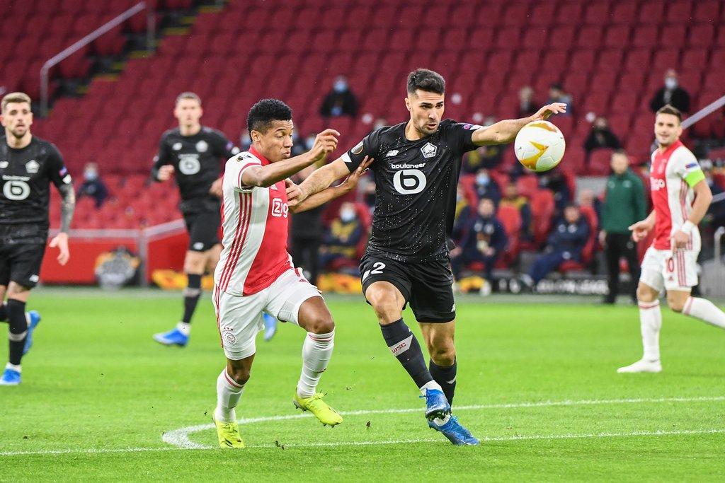 Ligue Europa - 1/16 retour | Les notes de Ajax - LOSC (2-1) 1