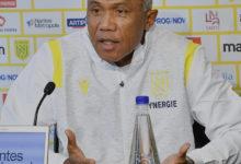 Photo of FC Nantes, Kombouaré : «Kita, c'est le cadet de mes soucis...»