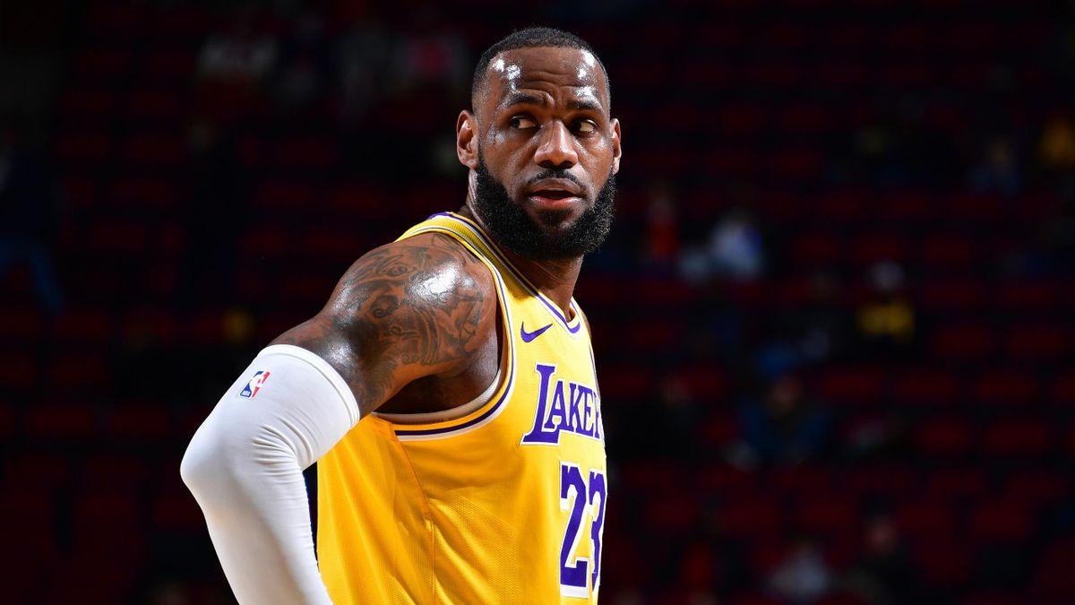 NBA : Épuisé, Lebron James ne veut pas entendre parler du All Star Game ! 1