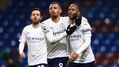 Photo of Premier League - 22ème j. | Les notes de Burnley - Man. City (0-2)