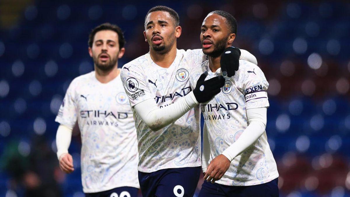 Premier League - 22ème j. | Les notes de Burnley - Man. City (0-2) 1