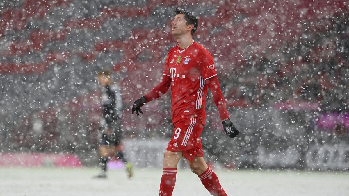 Bundesliga - 21ème j. | Les notes de Bayern - Bielefeld (3-3) 1
