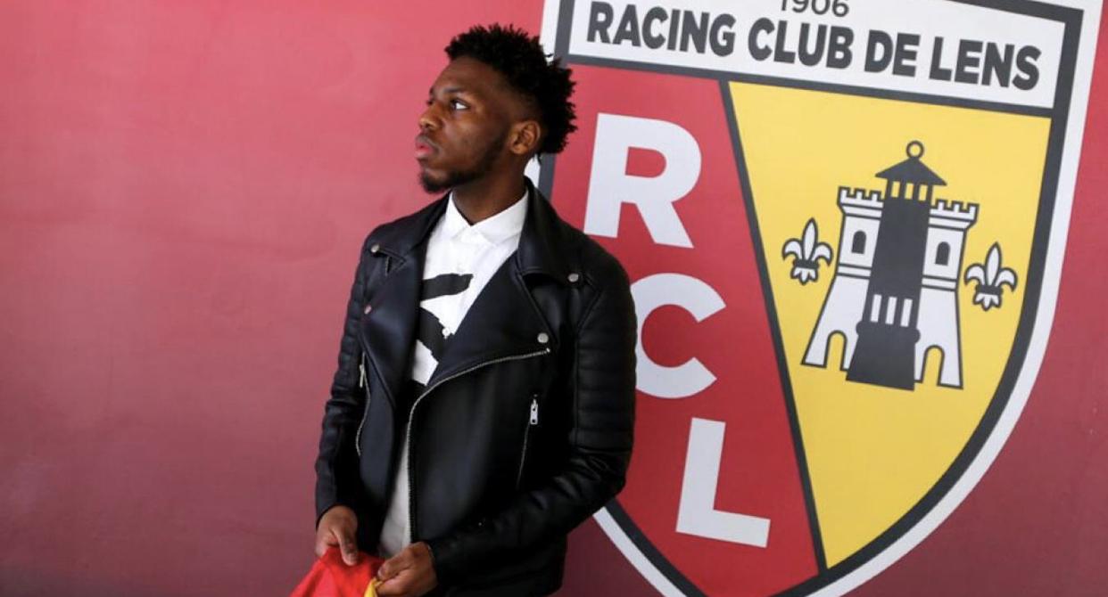 RC Lens : Nsana Simon trouve finalement un club en Suisse ! 1