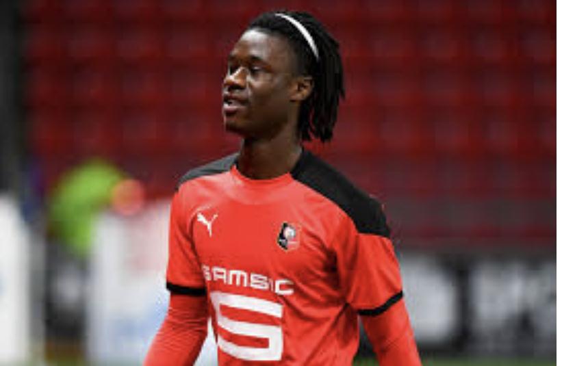 Stade Rennais : Eduardo Camavinga découvre sa note de « Future Stars» 1