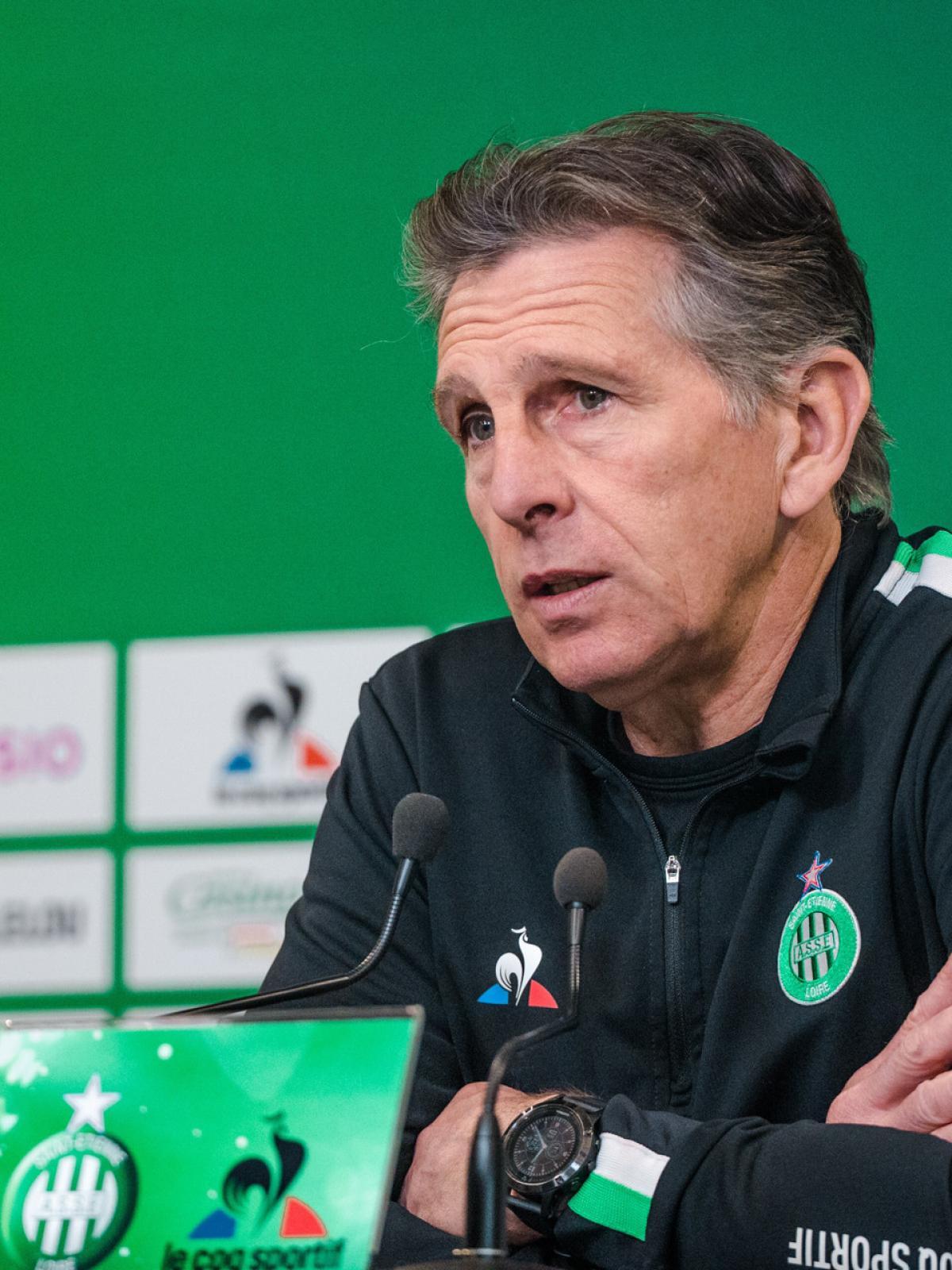 ASSE : L'entraîneur Claude Puel «déçu» et «frustré» ! 1
