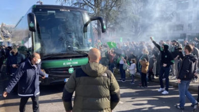 Photo of ASSE : Une nouvelle banderole des supporters contre la direction !