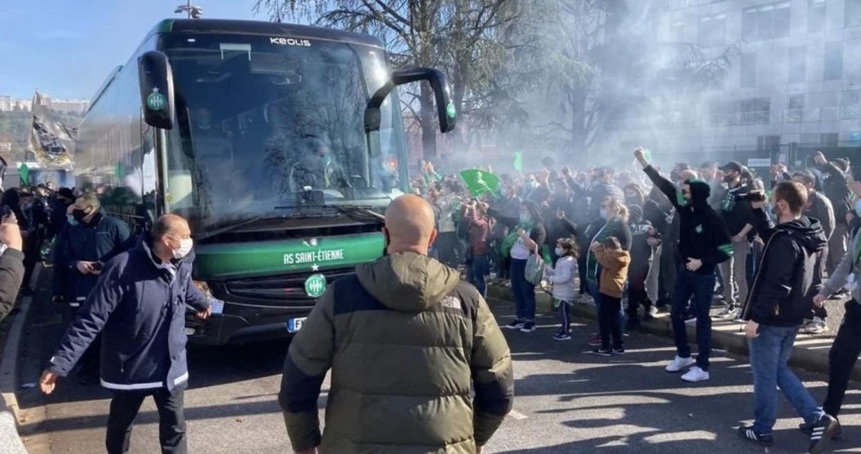 ASSE : Le message fort des supporters envers le club stéphanois ! 1