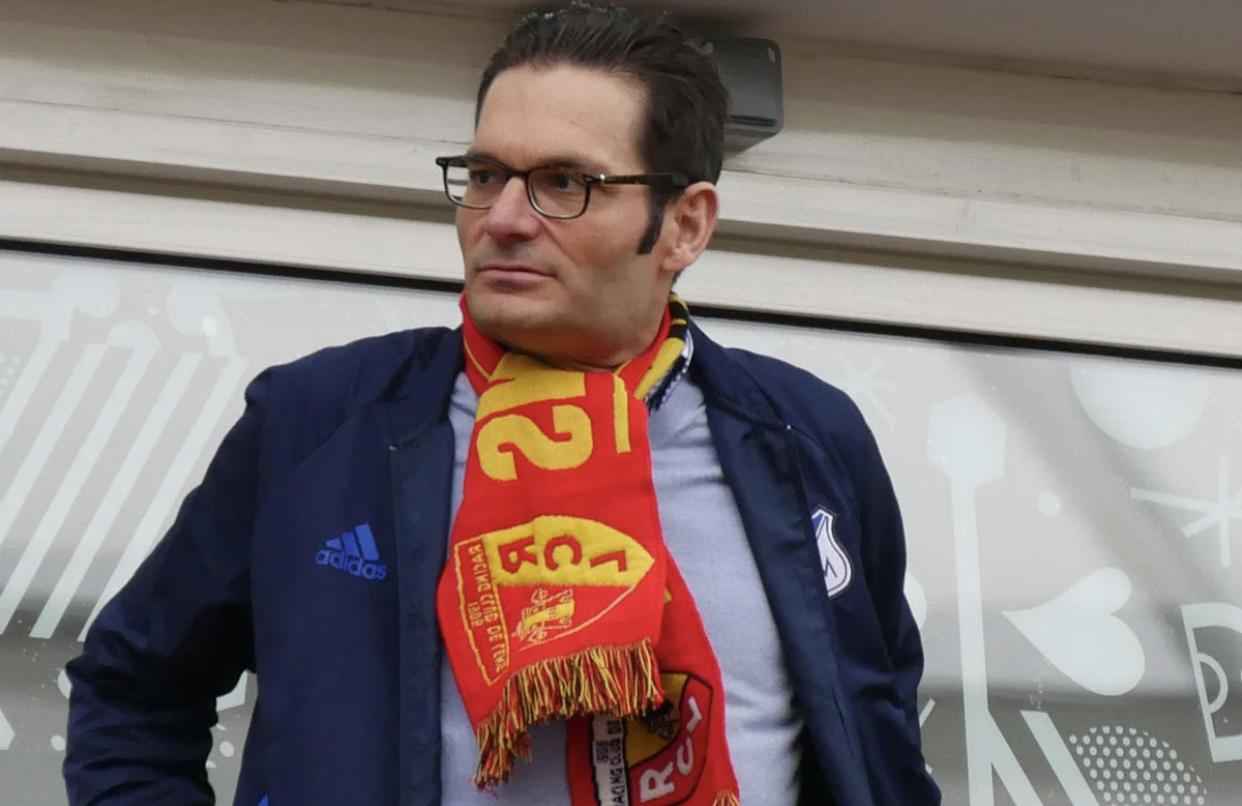 RC Lens : Le président du club vise une autre montée ! 1
