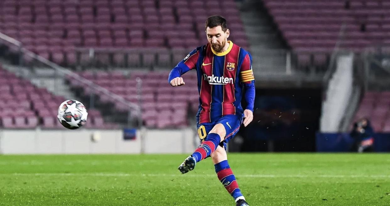 PSG, Barça : Une dispute entre un Parisien et Messi pendant le match ! 1