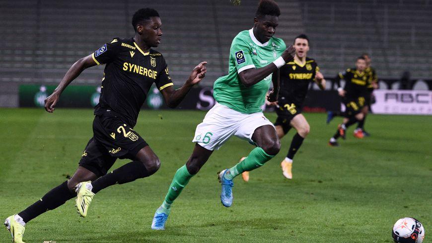 Ligue 1 - 23ème j. | Les notes de ASSE - FC Nantes (1-1) 1