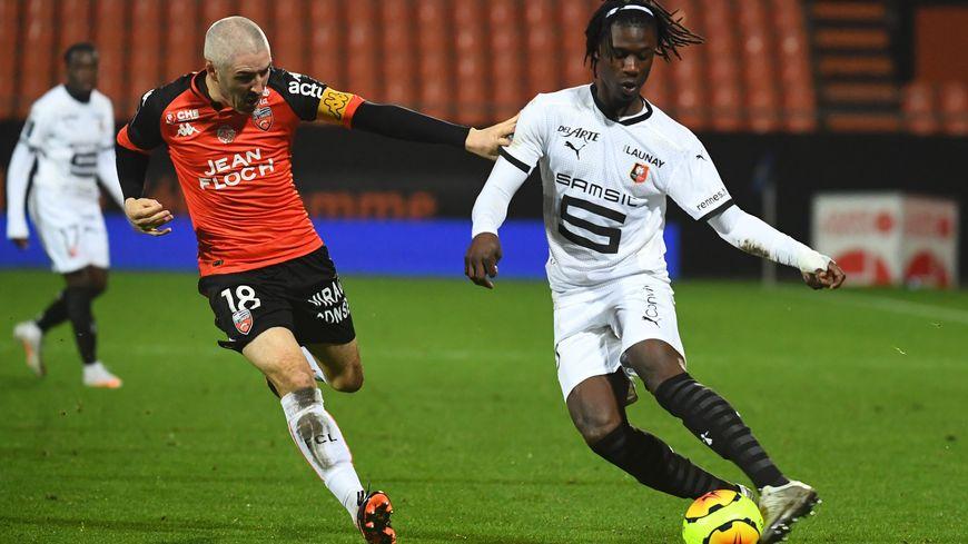 Ligue 1 - 23ème j.   Les notes de Stade Rennais - Lorient (1-1) 1