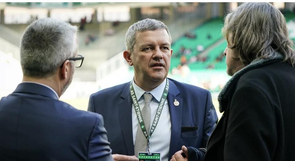 ASSE : Un ex-DG des Verts pessimiste pour l'avenir des clubs français ! 1