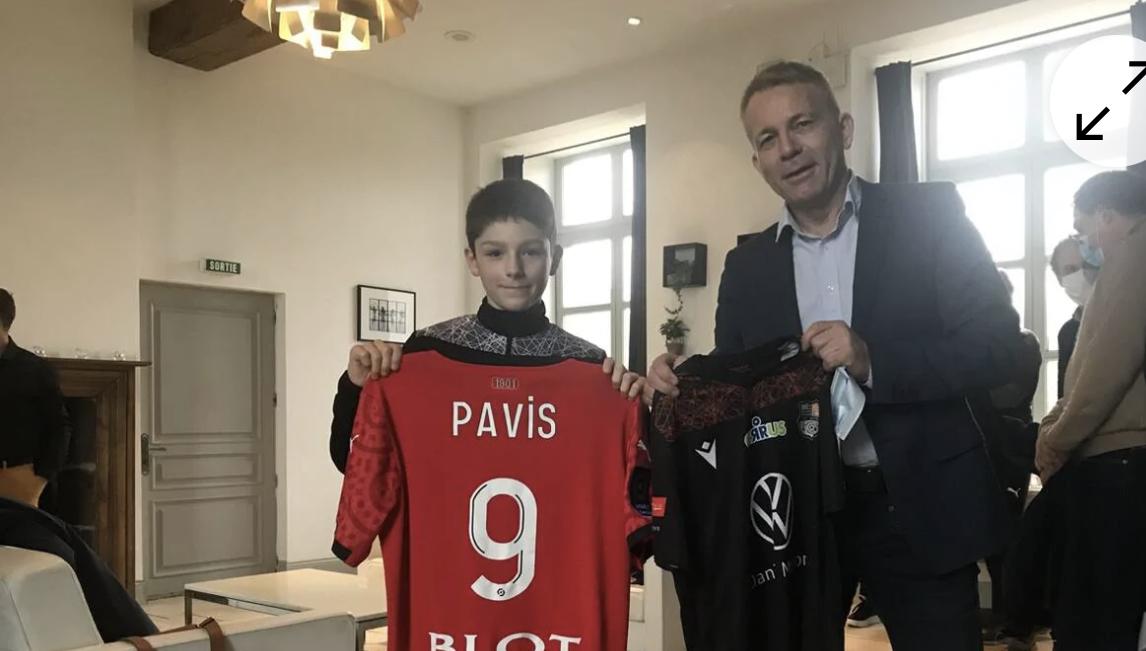 Stade Rennais : Un jeune de 12 ans intègre le centre de formation du club breton ! 1