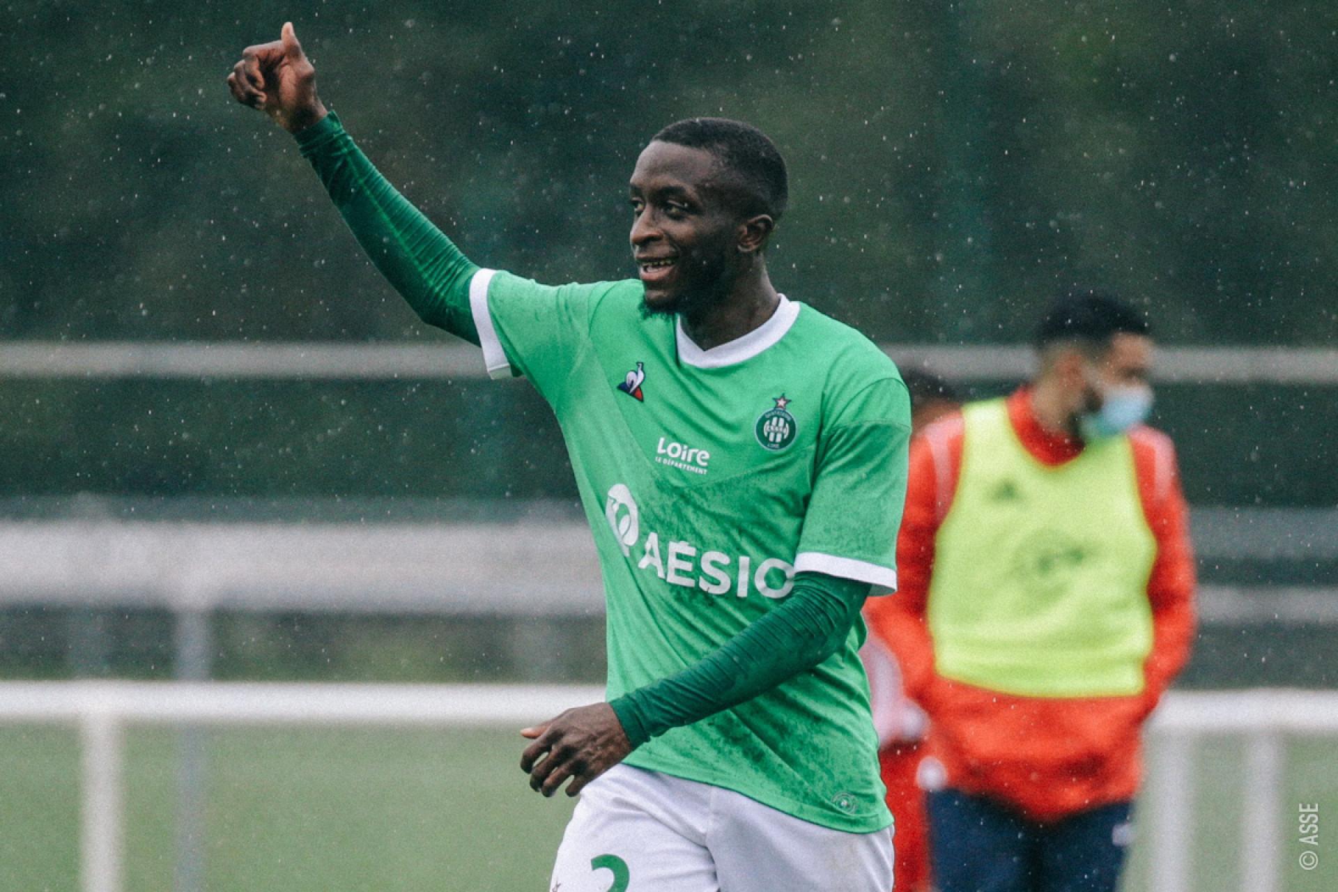 ASSE : Un Vert en quarts de finale de la CAN U20 ! 1