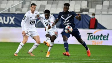 Photo of Ligue 1 - 23ème j. | Les notes de Girondins de Bordeaux - LOSC (0-3)