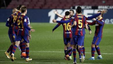 Photo of FC Barcelone : Ce blessé n'est pas prêt à revenir !
