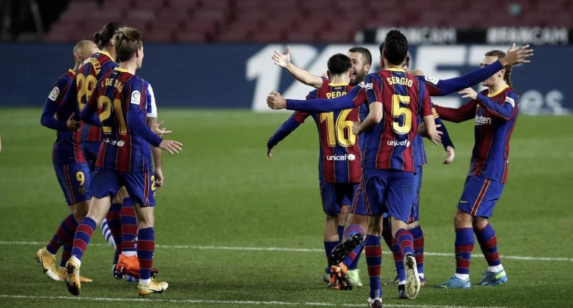 FC Barcelone : Les sept joueurs qui devraient être placés sur le marché ! 1