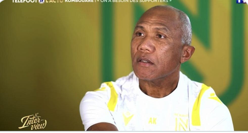FC Nantes : La grande promesse de Kombouaré aux supporters nantais ! 1