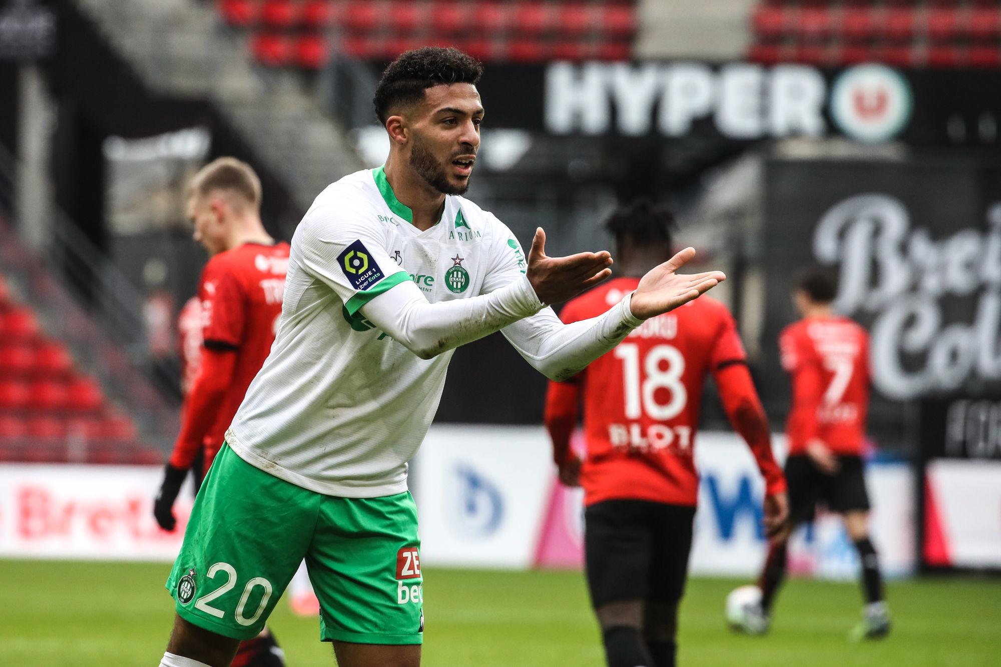 Ligue 1 - 25ème j. | Les notes de Stade Rennais - ASSE (0-2) 1