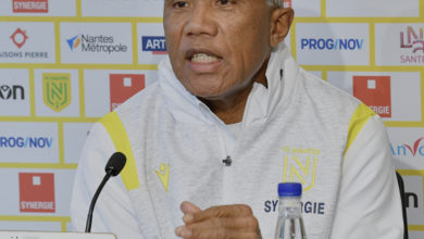 Photo of FC Nantes : La grosse pique d'Antoine Kombouaré à Waldemar Kita !