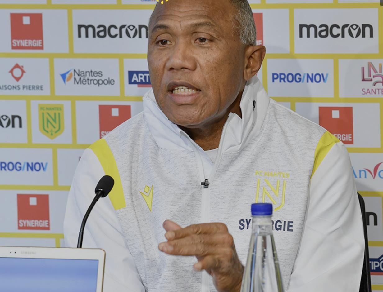 FC Nantes : La forte annonce de Kombouaré sur son avenir avec les Canaris ! 1