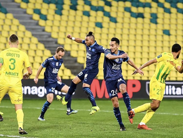 Ligue 1 - 26ème j. | Les notes de Nantes - OM (1-1) 1