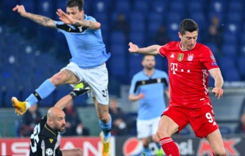 Ligue des Champions – 1/8 aller | Les notes de Lazio – Bayern (1-4) 1