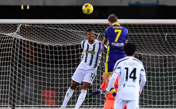 Serie A - 24ème j. | Les notes de Hellas Vérone - Juventus (1-1) 1