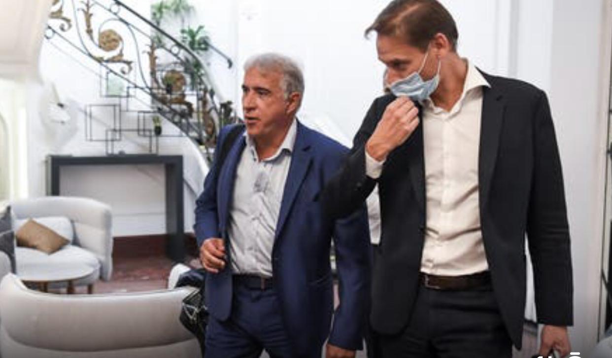 ASSE : La demande de  Bernard Caïazzo à Emmanuel Macron ! 1