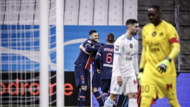 Photo of Ligue 1 - 24ème j. | Les notes de OM - PSG (0-2)