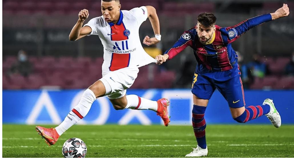 FC Barcelone : L'échange très tendu entre des joueurs du Barça et Mbappé ! 1