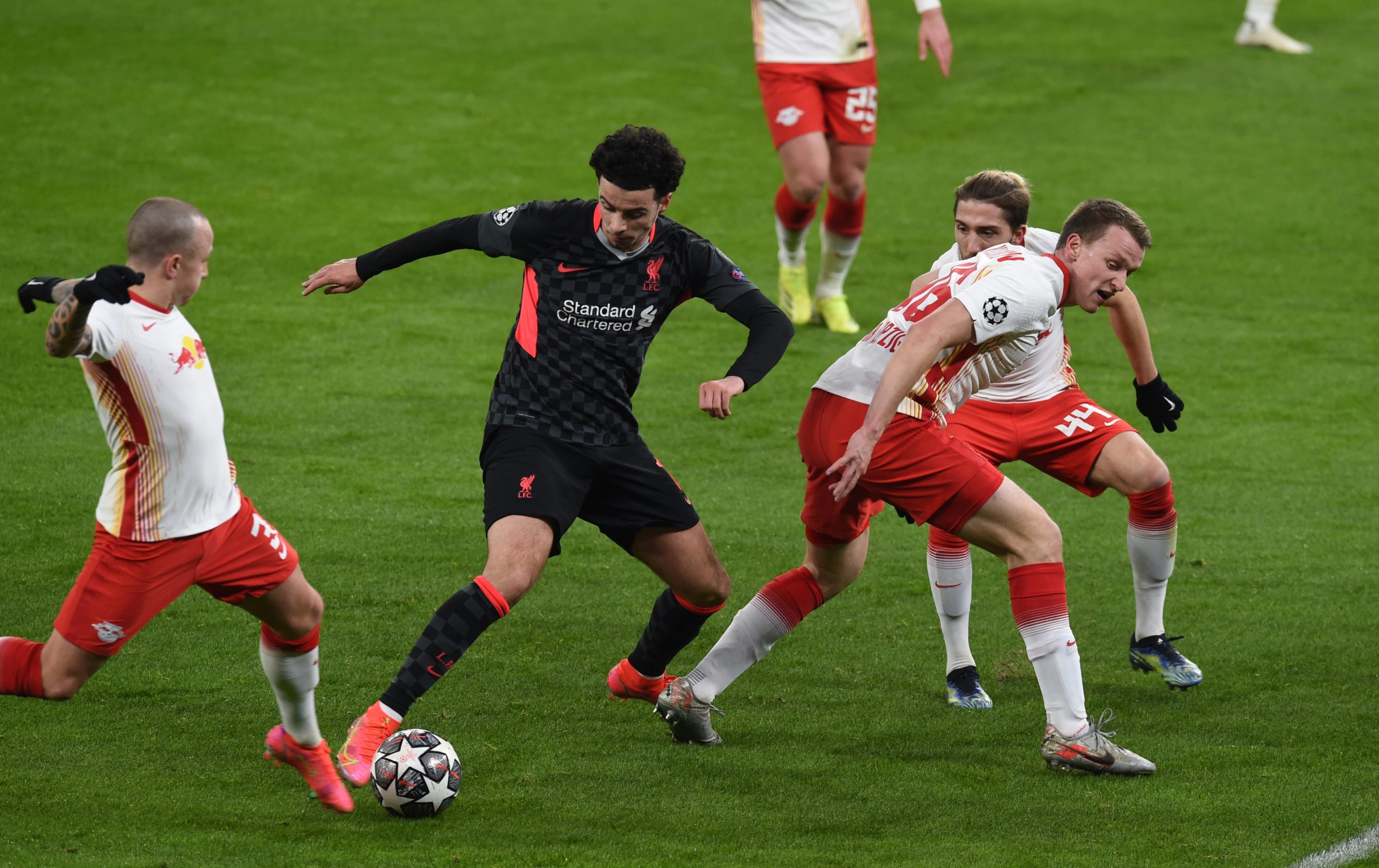 Ligue des Champions - 1/8 aller | Les notes de Leipzig - Liverpool (0-2) 1