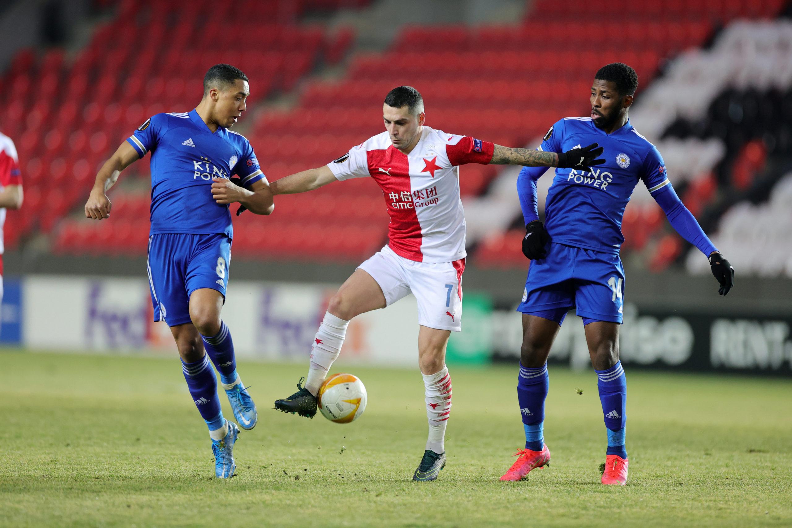 Ligue Europa - 1/16 aller | Les notes de Slavia Prague - Leicester City (0-0) 1