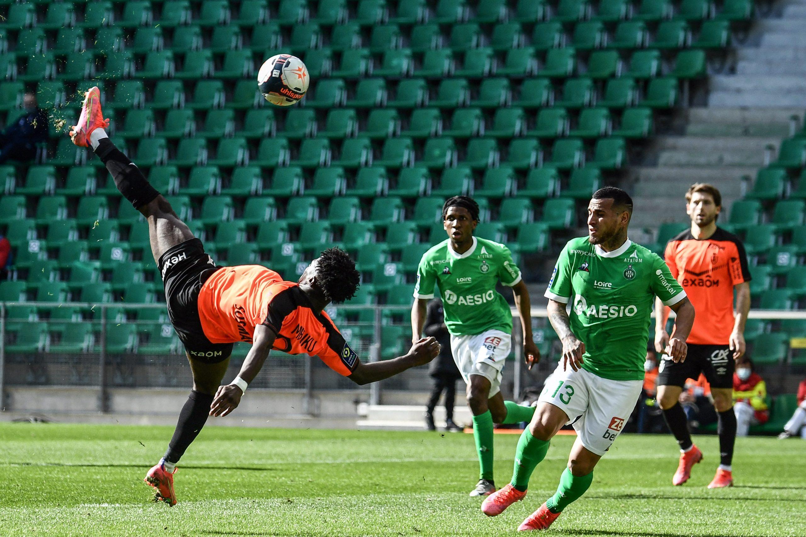 Ligue 1 - 26ème j. | Les notes de ASSE - Stade De Reims (1-1) 1