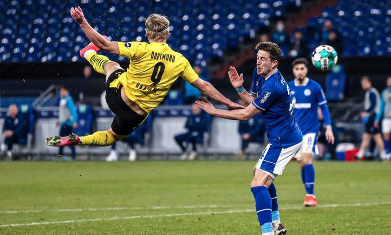 Bundesliga - 22ème j. | Les notes de Schalke 04 - Dortmund (0-4) 15