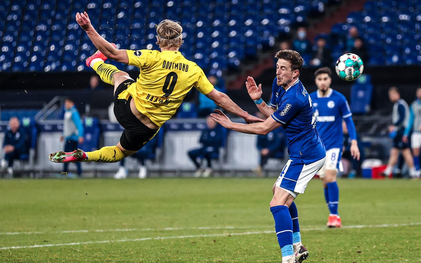 Bundesliga - 22ème j. | Les notes de Schalke 04 - Dortmund (0-4) 1