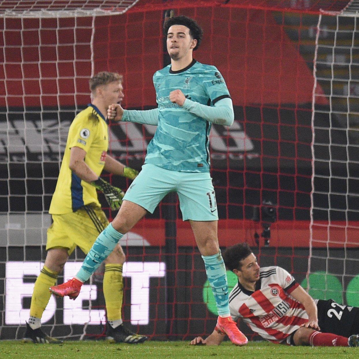Premier League - 26ème j.   Les notes de Sheffield - Liverpool (0-2) 1