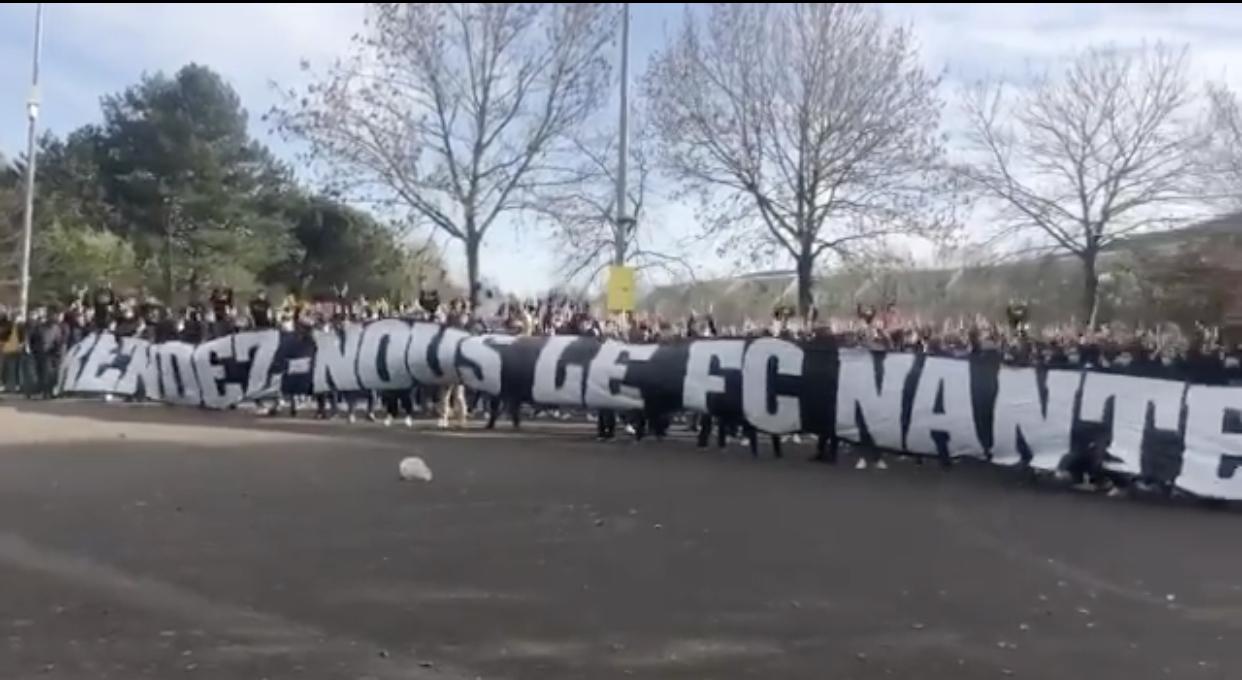 FC Nantes : La forte mobilisation et le message puissant des supporters pour redresser le club ! 1