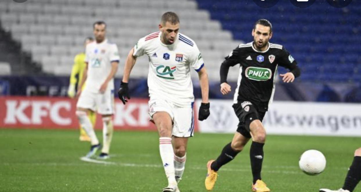FC Nantes : Slimani révèle pourquoi il a refusé de signer chez les Canaris ! 1