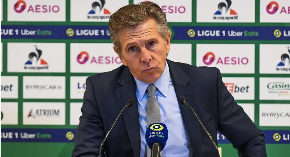 ASSE : Malgré l'élimination en CDF, Claude Puel reste optimiste pour son groupe ! 1