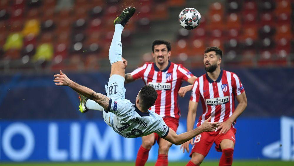 Ligue des Champions - 1/8 aller | Les notes d'Atlético Madrid - Chelsea (0-1) 1