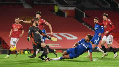 Photo of Premier League - 23ème j.   Les notes de Manchester United - Everton (3-3)