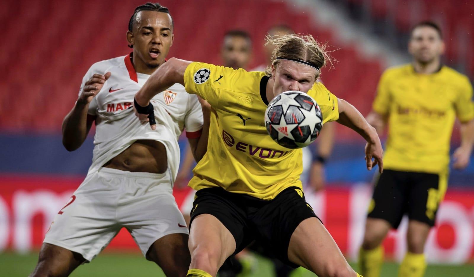 Ligue des Champions - 1/8 aller | Les notes de Séville FC - Dortmund (2-3) 1