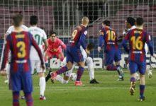 Photo of Liga – 1ère j. (en retard) | Les notes de FC Barcelone – Elche (3-0)