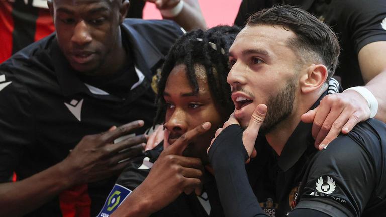 Ligue 1 - 30ème j. | Les notes de Nice - OM (3-0) 1