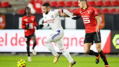 Photo of Ligue 1 - 28ème j. | Les notes de Olympique Lyonnais - Stade Rennais (1-0)