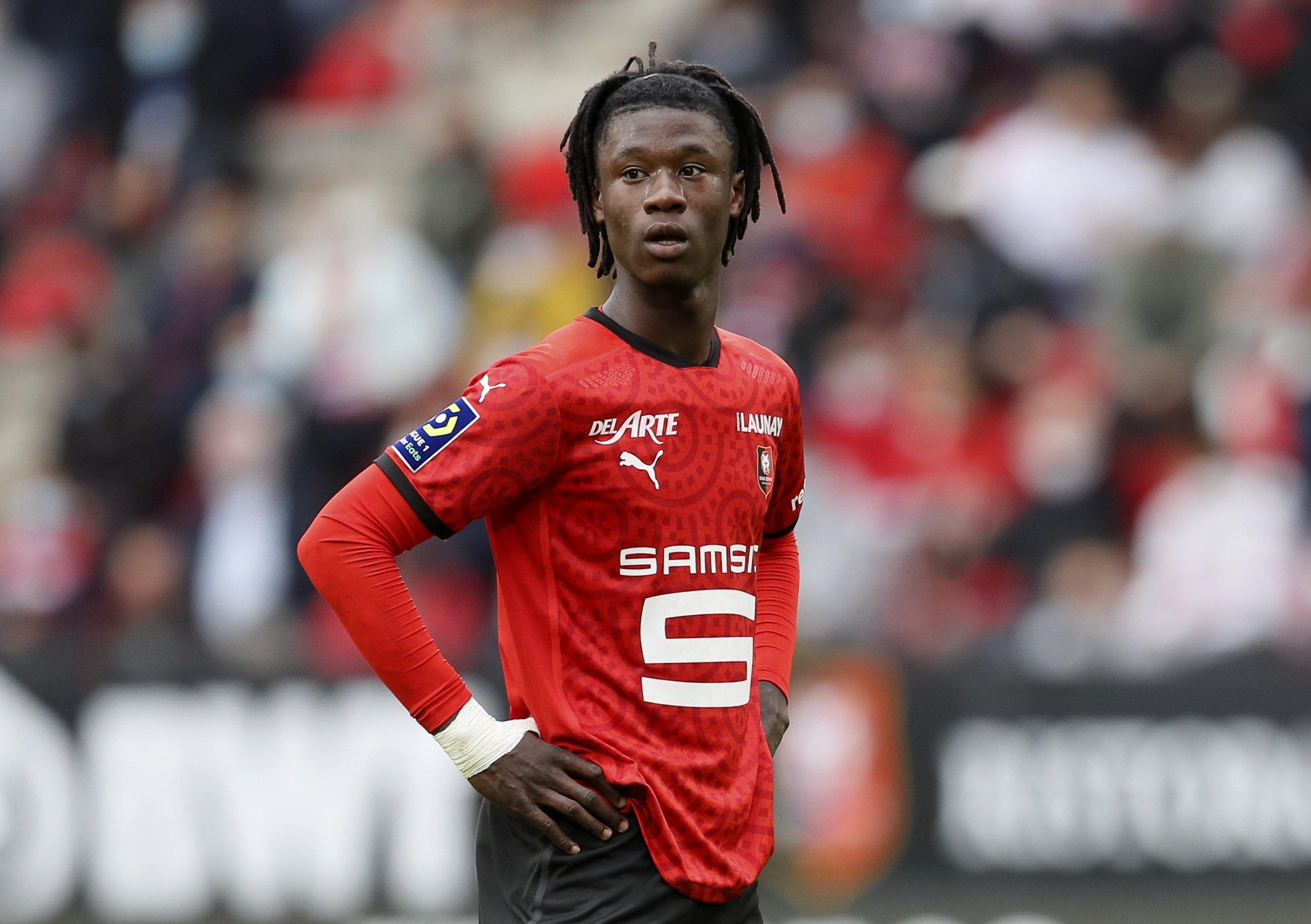 Stade Rennais : Une concurrence inattendue pour Eduardo Camavinga ! 1
