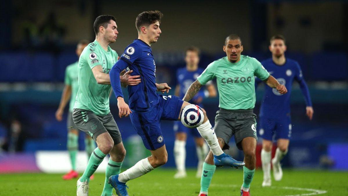 Premier League - 27ème j. | Les notes de Chelsea - Everton (2-0) 1